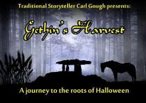 Gethin's Harvest - storyteller carl gough